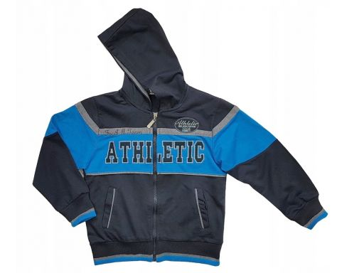 Bluza athletic r 12 - 146/152 cm blue