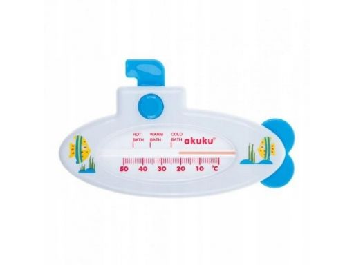 Termometr pływający do kąpieli akuku submarine