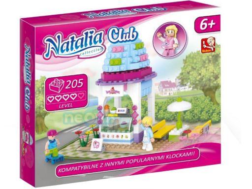 Klocki lodziarnia natalia club 205el kl0015 6+