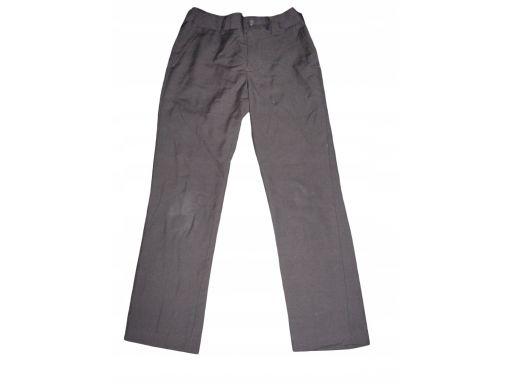 Next spodnie klasyczne materiałowe r.128 | *5431