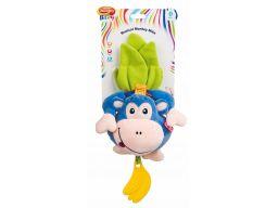 Dumel baby zawieszka muzyczna małpka mike 88231