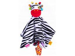 Dumel balibazoo kocyk przytulanka zebra 80228