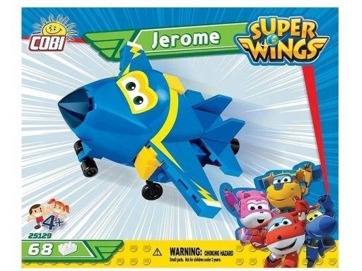 Cobi klocki super wings jerome 60 elementów