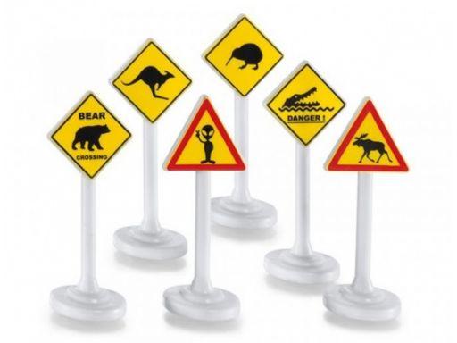 Siku znaki drogowe międzynarodowe 0894