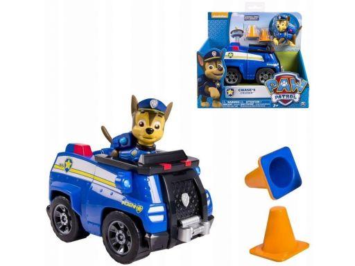 Psi patrol policyjny radiowóz figurka chase