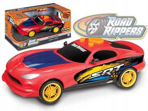 Dumel samochód dodge viper światło dźwięk 37091