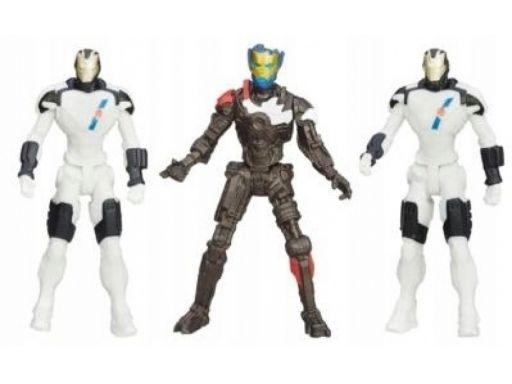 Avengers figurki ultron mark 1 vs iron legion