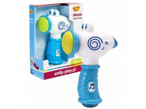 Smily play młoteczek stuku-puku światło dzwięk gra