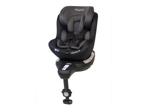 Babysafe alaskan fotelik obrotowy rwf isofix 0-18