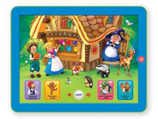 Dumel tablet edukacyjny bajkowy świat pl 80029