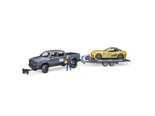 Pickup ram 2500 power wagon z zespołem wyścigowym