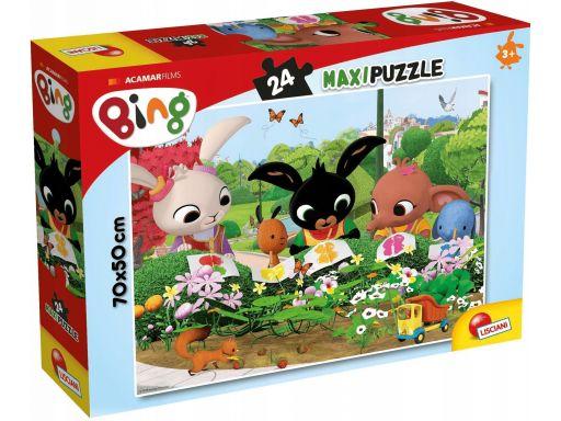 Bing puzzle 24 el. podziwiajmy naturę