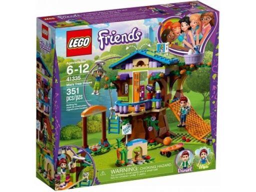 Lego friends 41335 domek na drzewie mii sklep