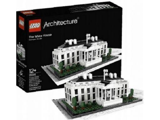 Lego architecture 21006 biały dom unikat sklep