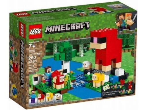 Lego minecraft 21153 hodowla owiec sklep poznań