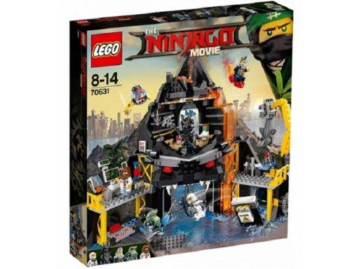 Lego ninjago 70631 kryjówka garmadona unikat sklep