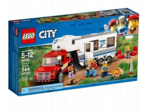 Lego city 60182 pickup z przyczepą okazja sklep