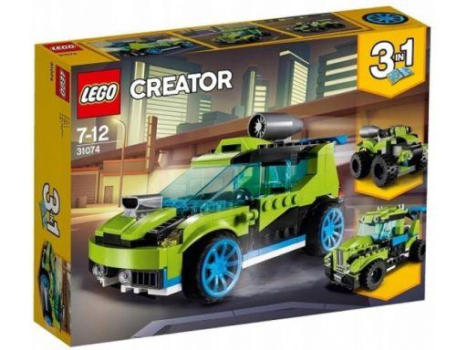 Lego creator 31074 wyścigówka unikat okazja sklep