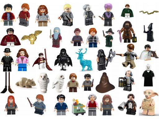 Lego harry potter _24 figurki_ mikołajki gwiazdka!