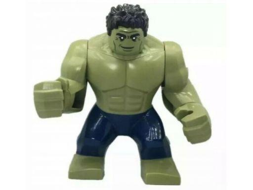 Lego figurka hulk sh577 z zestawu 76131