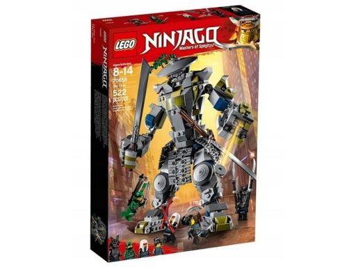 Lego ninjago tytan oni 70658 unikat!!