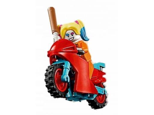 Lego 76138 harley q. +motor figurka +pojazd!