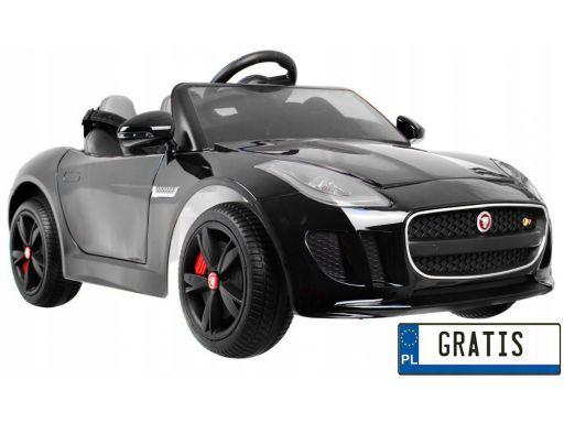 Auto na akumulator jaguar f-type r rejestracja