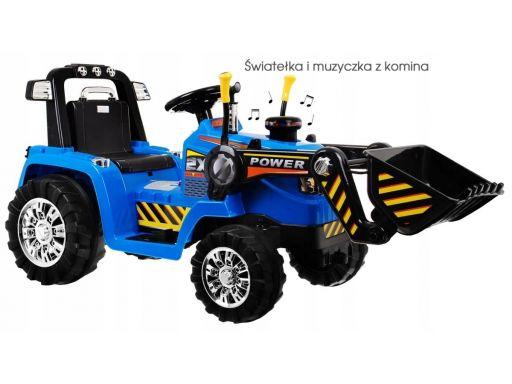 Auto na akumulator koparka traktor spych