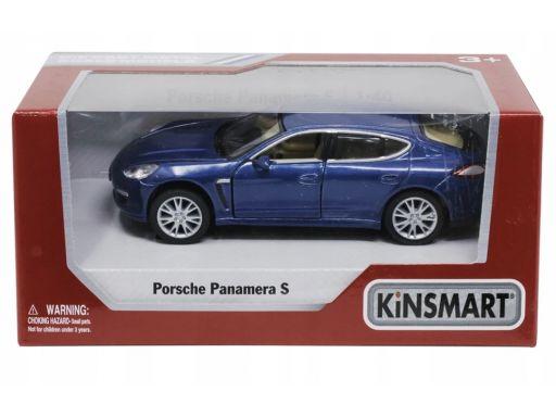 Kinsmart model metalowy porsche panamera s 1:40