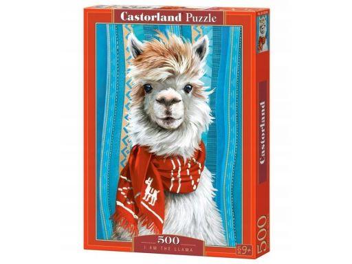 Puzzle 500 i am the lama castor