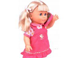 Natalia lalka chodząca interaktywna z tablet 3+
