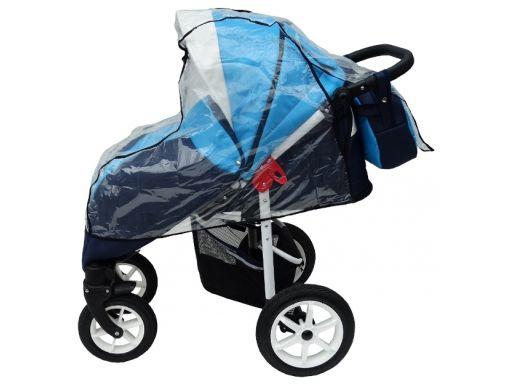 Folia przeciwdeszczowa wózek spacerowy spacerówke