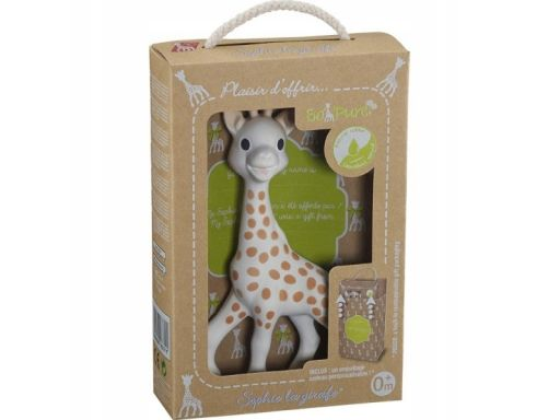 Żyrafa sophie 18cm 0+ vulli gryzak dla niemowląt