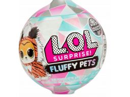 Lol fluffy pets zwierzak kula niespodzianka 560487