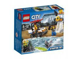 Lego city 60163 straż przybrzeżna zestaw startowy