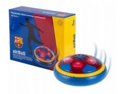 Latająca piłka airball fc barcelona dyskopiłka