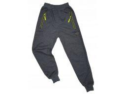 Spodnie dresowe pure sports r. 8 - 122 cm grafit