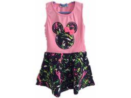 Canan * -śliczna sukienka myszka minnie -3-4 l