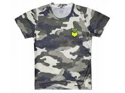 Bluzka moro t-shirt hunter r 16 - 164/170 grey