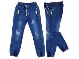 Spodnie jeans joggery spark r 10 - 134/140 cm