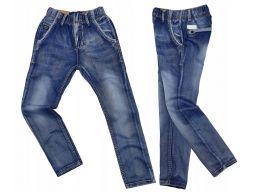Spodnie jeansy magnum r 152 cm elastyczne