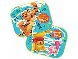 Zasłonki boczne kubuś i tygrysek 2 szt 44 x 35
