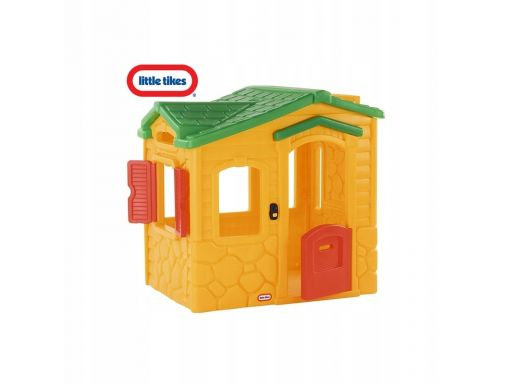 Little tikes domki dla dzieci z magicznym dzwonkie