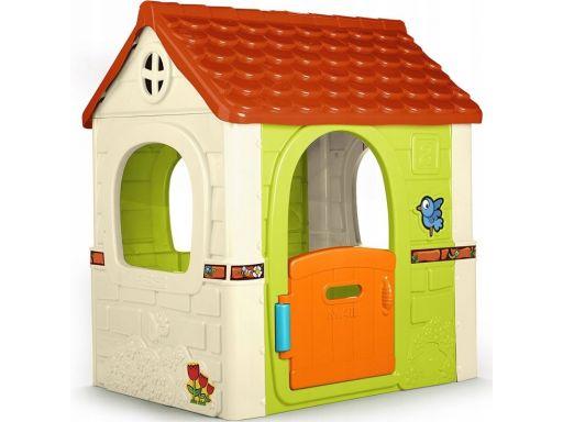 Domek ogrodowy dla dzieci feber fantasy skrzynka n