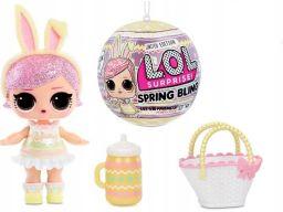 Lol surprise spring bling laleczka króliczek kula
