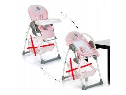 Hauck krzesełko do karmienia sit'n relax 2w1