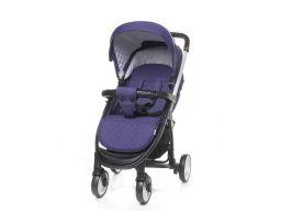 Wózek spacerowy atomic xvii purple 4 baby