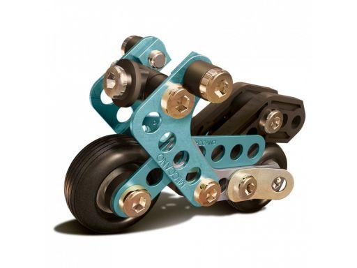 Meccano zestaw konstrukcyjny motor metal 16204