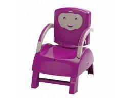Krzesełko do karmienia thermobaby babytop fiolet
