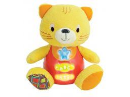 Zabawka interaktywna smily play przytulaczek kotek